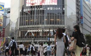Le nombre de cas quotidiens de Covid-19 à Tokyo a dépassé mercredi 28 juillet 2021 les 3.000 pour la première fois.