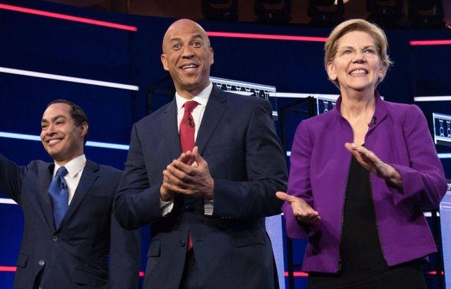 Primaire démocrate: Warren domine le débat, Castro se révèle et veut dire «adios» à Donald Trump