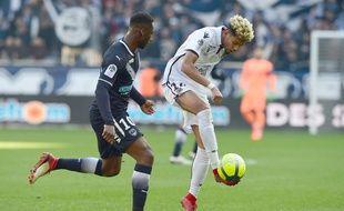 Le jeune attaquant Ihsan Sacko a quitté le Racing club de Strasbourg pour l'OGC Nice au mercato d'hiver.