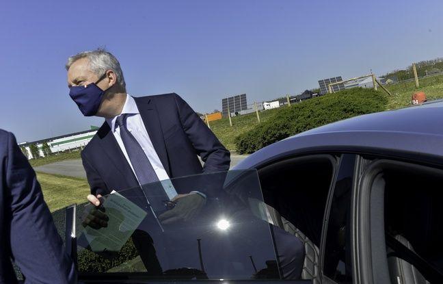 648x415 ministre francais finances bruno maire appele commission europeenne examiner plus vite plans relance etats membres
