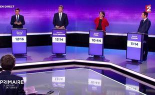 Le 3e débat de la primaire à gauche.