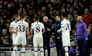 José Mourinho croit encore à la qualification des Spurs en quarts de finale de la C1.