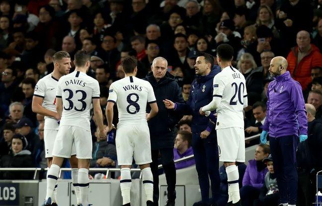 Ligue des champions : « 1-0, ce n'est pas 10-0 », Mourinho croit encore à la qualif de Tottenham