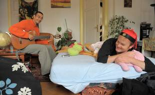 «Le Tiot accueil» permet de prêter son canapé à un étudiant le temps qu'il trouve un logement (illustration).