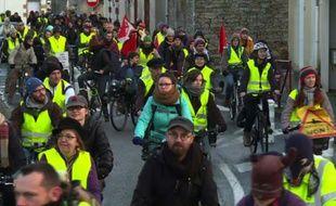 Notre-Dame-des-Landes: départ de la manifestation