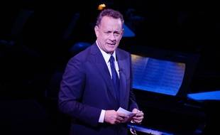 Tom Hanks, le 2 mars 2015, à New York.
