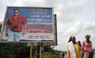 Le juge français Patrick Ramaël est de retour à Abidjan dans le cadre de son enquête sur la disparition du journaliste franco-canadien Guy-André Kieffer en 2004 en Côte d'Ivoire, a-t-on appris lundi de source proche du dossier.