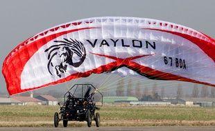Le buggy sol-air de Vaylon