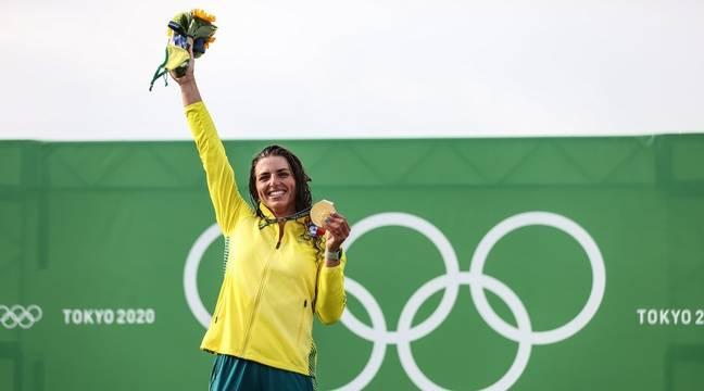 JO 2021 - Canoë : Jessica Fox a perdu son bouquet de médaillée d'or... dans le TGV Paris-Marseille