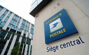 Le siège de la Banque Postale à Issy-les-Moulineaux, en banlieue parisienne.