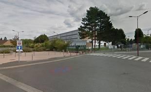 La cité scolaire des Flandres, à Hazebrouck.