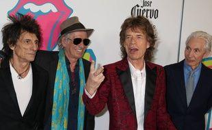 Les Rolling Stones ne sont pas prêt de demander leur carte vermeil.