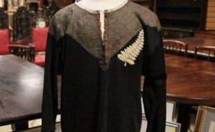 Le maillot porté par le All-Black Dave Gallaher en 1905 a été vendu 180.000 livres, le 9 octobre 2015.