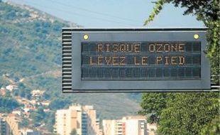 La réduction de la vitesse devrait aussi faire baisser les accidents de la route.