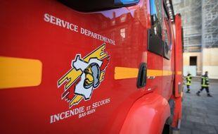 Sapeurs-pompiers du Bas-Rhin. (Illustration)