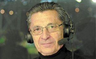 Daniel Costantini, consultant pour RMC lors de ce Mondial