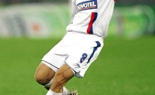 Juninho, qui prend sa retraite, a été le maître ès coup franc de l'OL.