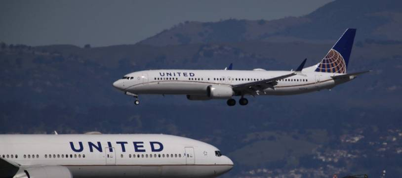 Des avions de United Airlines, mais donc encore sous Boeing. (archives)