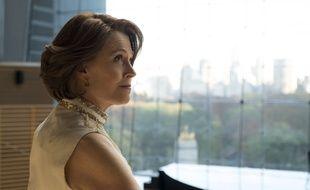 Sigourney Weaver dans la série The Defenders