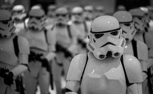 Armée de Storm Troopers