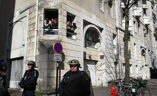 La maison de traite de la rue Sibille est occupée par des migrants.