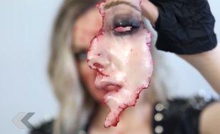 Une maquilleuse spécialisée dans l'horreur - Le Rewind (vidéo)