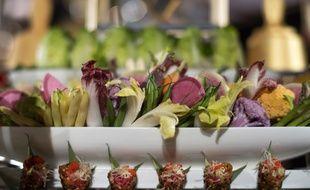 Le Chef en charge du dîner des Oscars Wolfang Puck a prévu un menu à 70% végétal.
