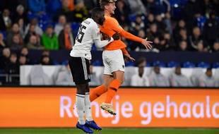 Sur le fil, les Hollandais arrachent le nul en Allemagne et se qualifient pour le final four.