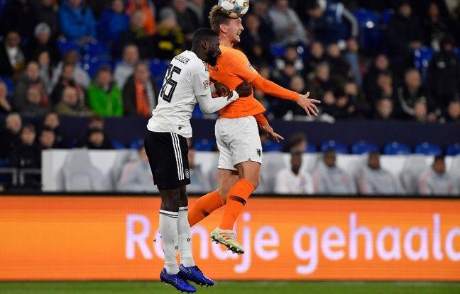 La «lose» puissance 12: Les Pays-Bas arrachent le nul en Allemagne, la France éliminée de la Ligue des nations