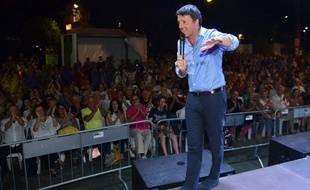 L'ancien Premier ministre italien Matteo Renzi.