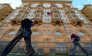 """La Russie a annoncé mardi avoir arrêté en flagrant délit un diplomate américain agent de la CIA qui tentait de recruter à Moscou un membre des services russes, dénonçant là une """"provocation"""" digne de la guerre froide."""