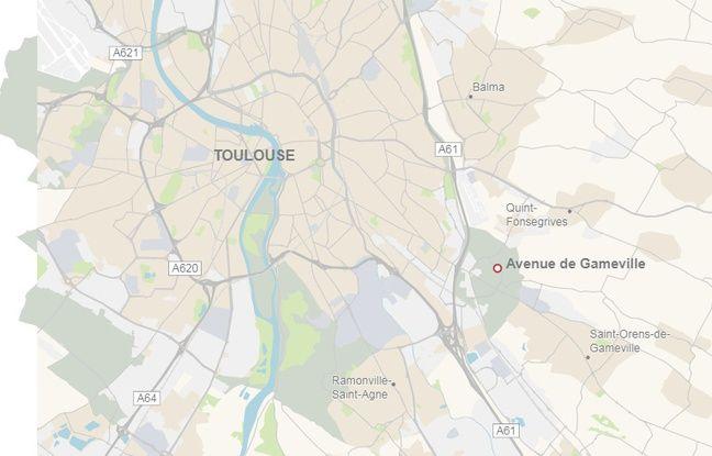 Le deuxième crématorium va être construit avenue de Gameville, à la frontière de Toulouse et Saint-Orens.