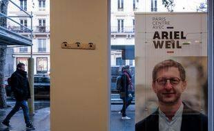 Le local de Paris en commun dans le 4e arrondissement de la capitale