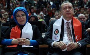 Le président Erdogan s'est à nouveau illustré par ses propos misogynes.