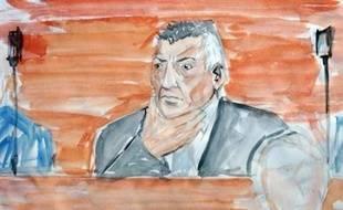 """Vingt ans de réclusion ont été requis mercredi contre Marc Cécillon, jugé en appel devant les assises du Gard pour avoir tué son épouse, mais l'avocat de l'ex-rugbyman a plaidé le crime passionnel et défendu un homme ordinaire, """"descendu de l'Olympe"""" des stars du sport."""