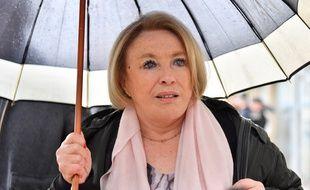 Maryse Joissains lors de son procès en première instance en 2018