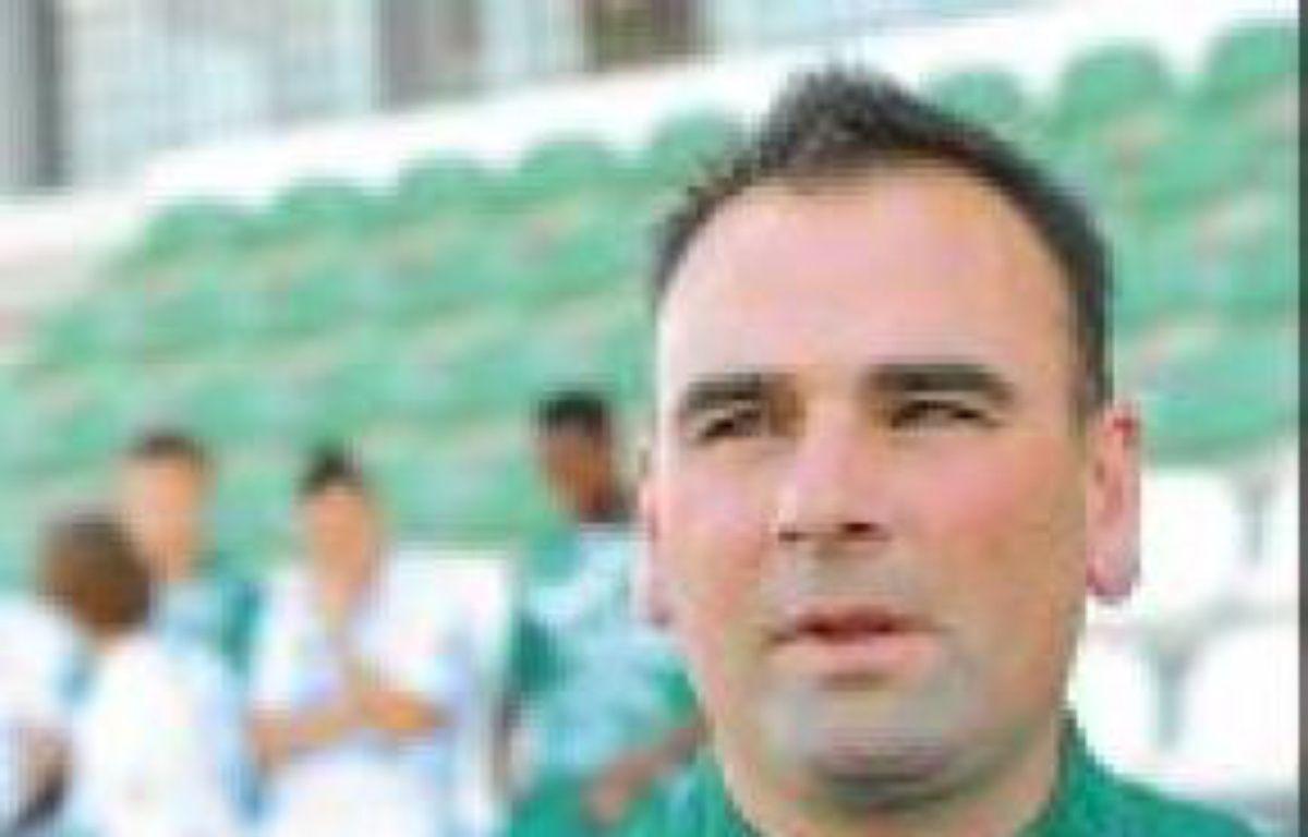 L'entraîneur Denis Renaud. –  F. Elsner / 20minutes