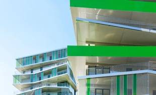 Les 62 logements sociaux construits dans le 12e arrondissement de Paris.