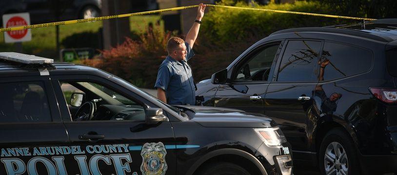 Dans l'édition du journal de ce vendredi, les journalistes du Capital Gazette ont rendu hommage à leurs collègues décédés dans la fusillade qui a coûté la vie à cinq d'entre eux.