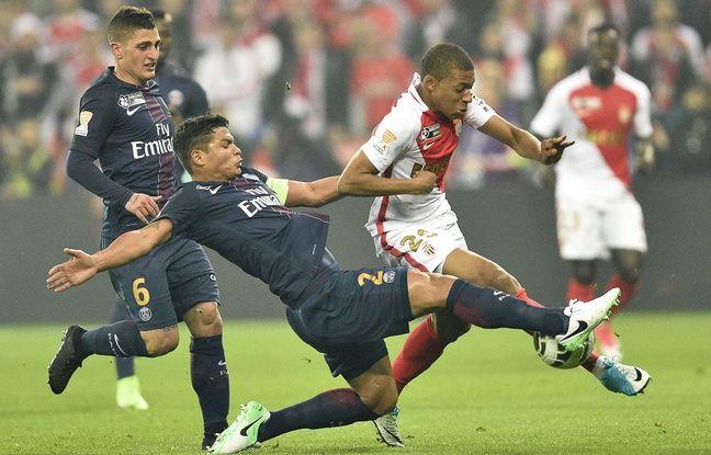 Coupe de la Ligue: Mbappé était «au bord des larmes» après Monaco-PSG à cause de Thiago Silva