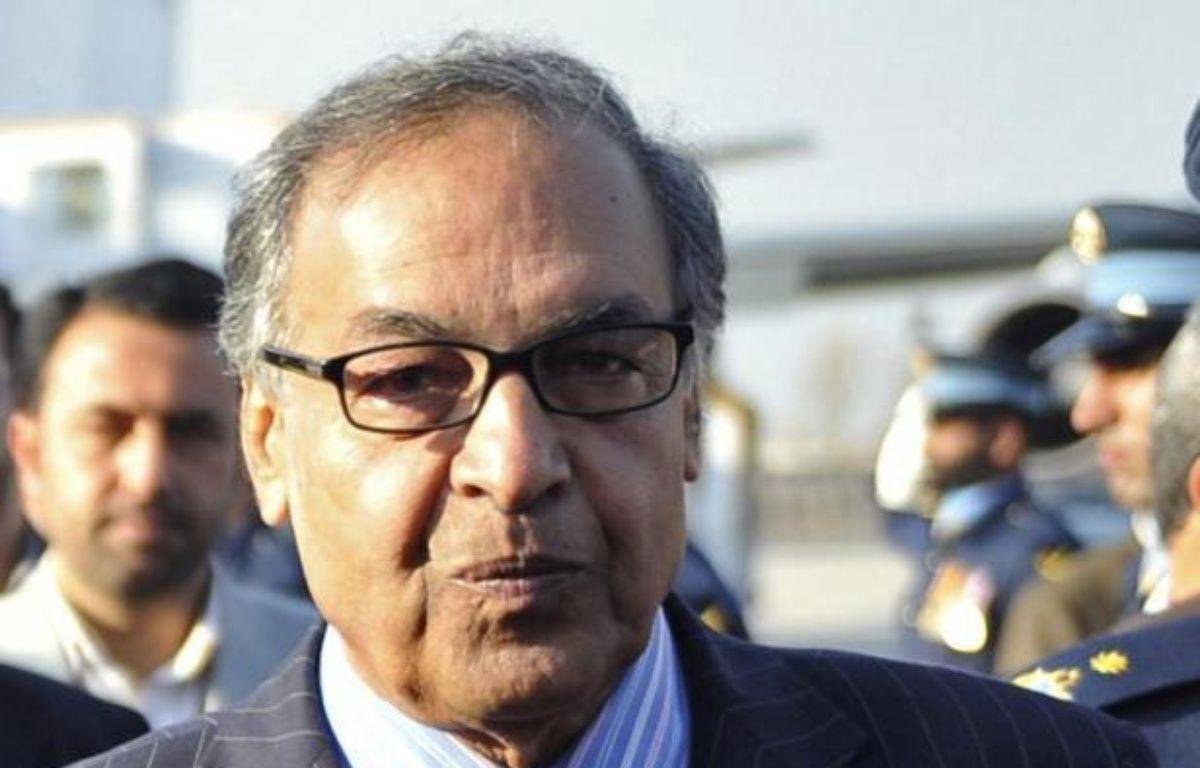Le président pakistanais Asif Ali Zardari a désigné le ministre de l'Industrie textile Makhdoom Shahabuddin au poste de Premier ministre, a annoncé jeudi la télévision d'Etat. –  afp.com