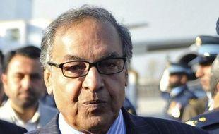 Le président pakistanais Asif Ali Zardari a désigné le ministre de l'Industrie textile Makhdoom Shahabuddin au poste de Premier ministre, a annoncé jeudi la télévision d'Etat.