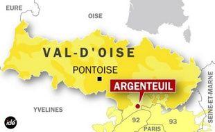 Un corps démembré avait été retrouvé à Argenteuil.