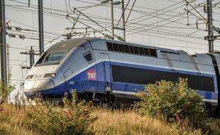 Il a fallu construire près de 345 kilomètres de voies sur la ligne Paris-Bordeaux.