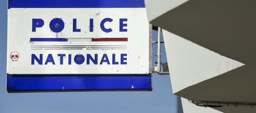 Un commissariat de police (illustration).
