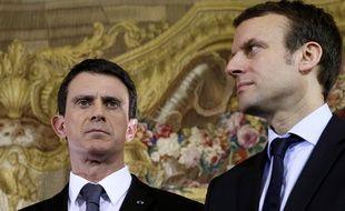 Dans le JDD, ce dimanche 14 mai, Manuel Valls n'a pas épargné Emmanuel Macron.