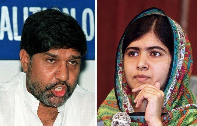 Le Nobel de la paix à la Pakistanaise Malala et à l'Indien Satyarthi.