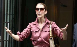 Décidément, question look, Céline Dion fourmille d'idées