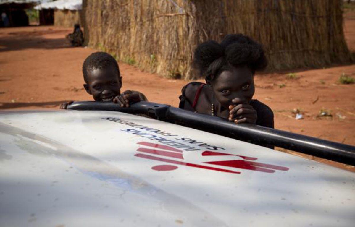 Camp de refugiés de Yida, Soudan du sud, le 27 juin 2012. – VINCENT WARTNER/20 MINUTES
