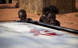 Camp de refugiés de Yida, Soudan du sud, le 27 juin 2012.